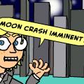 Moon Crash?