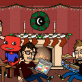 Happy Holidays from Bitstrips!