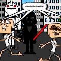 Vader came