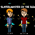 Demon slayer:Masters of the elements