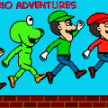 Super Mario Adventures