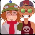 LoL:Teemo and ziggs with human