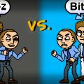BitDroidz Vs. Bitstrips