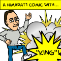 A Comic With King