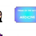 TotD: Medicine