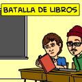 'Batalla de Libros'