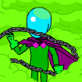 Some sort of Mysterio....?