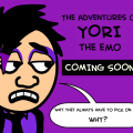 The Adventures of Yori The Emo