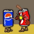 Coke or Pepsi?