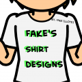Fake's Shirt Designs