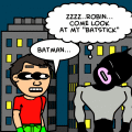 The Secret Lives Of Batman And Robin
