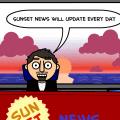 Sunset News