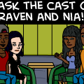 Ask The Cast!