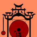'Chinese gong'