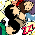 Sleeping Beagle Line Ft. D.O