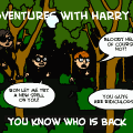 My Adventures With Harry Potter