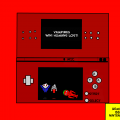 My Red Nintendo DS