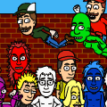bitstrips cartoon