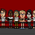 Bitstrips Fighting