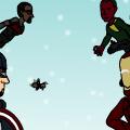 Civil War: Promotion