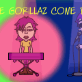 Three Gorillaz Come Back