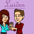 Laiden