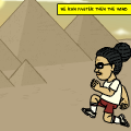 Bitstrip creation Myths