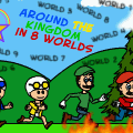Around the Kingdom in 8 worlds