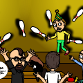 Bitstrips Got Talent?