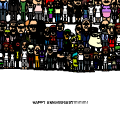 Anniversary for Bitstrips