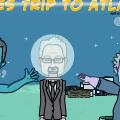 Jeeves Trip To Atlantis