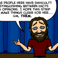 Facts, Opinions, and Fandom