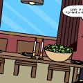 T.o.t.D: Salad bar