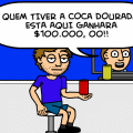 Idiota no bar