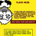 'Hella's Challenge: Flash Mob'