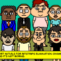 Bitstrips Elimination Chamber - CANCELLED