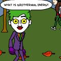 'Geothermal Energy'