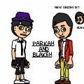 Parkah and Blakeh!!!