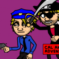 CAL AND DAN: COSTUME ADVENTURES!