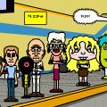 subway R
