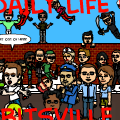 a daily life in bitsville