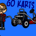 The GO karts