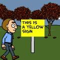 TotD: Sign