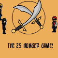 the 25 hunger games