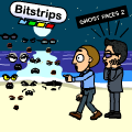 BITSTRIPS GHOST FACES 2