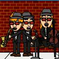 Jazz band at hogwarts