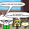 "The American ""Rebels"""