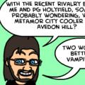 'MPC vs. MAAH: Vampires'