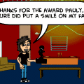 Thanks Pauly!
