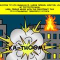 T.H.U.G.S.:Terrorized Humans Under Government Surp